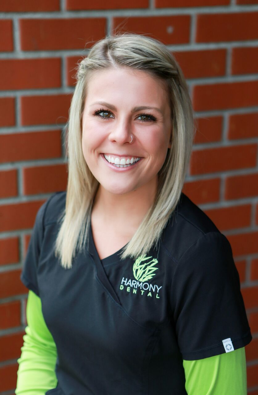 Casey, Dental Assistant at Harmony Dental