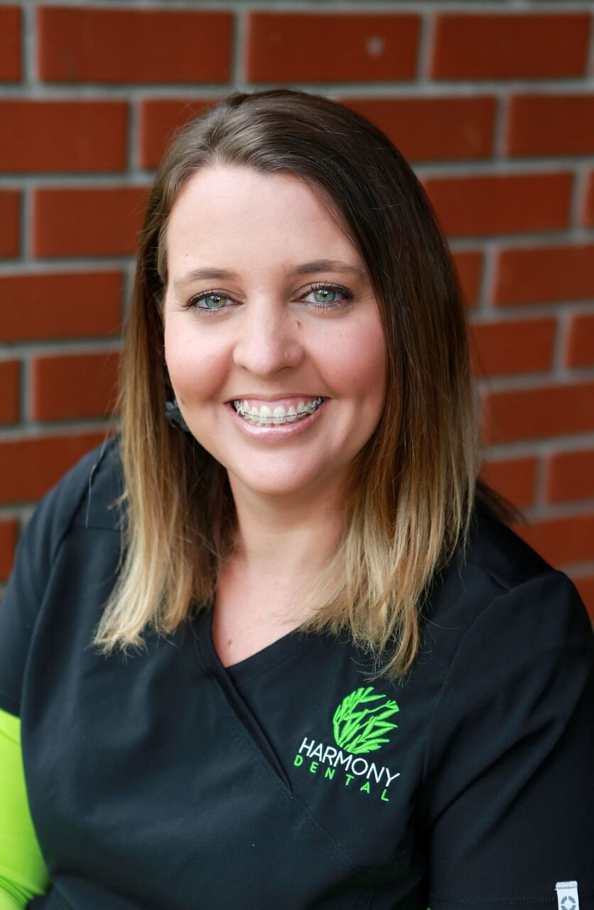 Emily, Registered Dental Hygienist at Harmony Dental